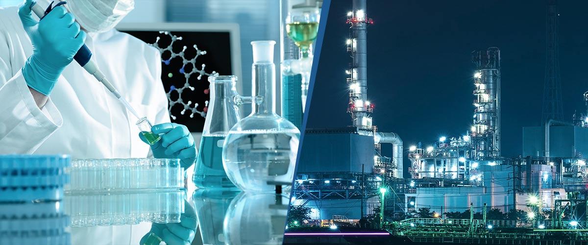 فروش مواد شیمیایی صنعتی