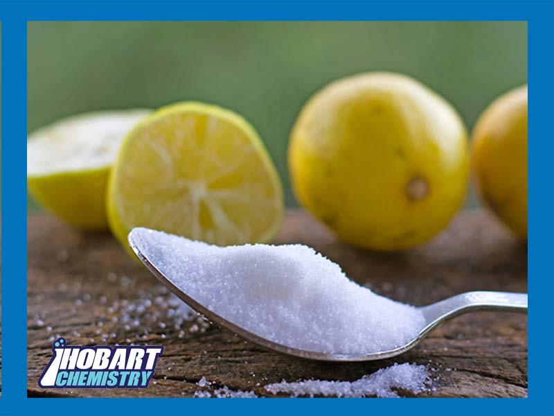 خصوصیات اسید سیتریک خشک و آبدار
